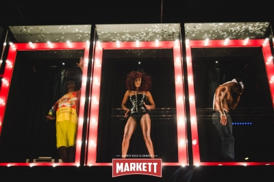 Markett: Club Partenopeo nuova location del format innovativo della night life