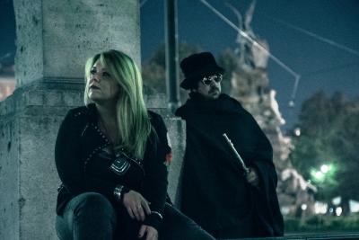 Halloween, tra horror ed electro Sette AFK pubblica Urban Legend col feat. di Lu René
