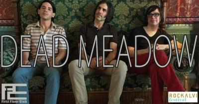 Dead Meadow, in concerto la prima volta a Napoli la rinomata psychedelic stoner rock band americana