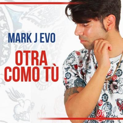 Mark J Evo, il cantautore napoletano che ama la musica latina.