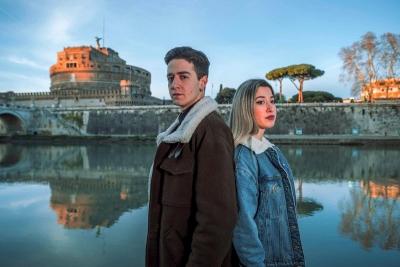 FEDRIX & FLAW la rivelazione di Sanremo Giovani con il brano