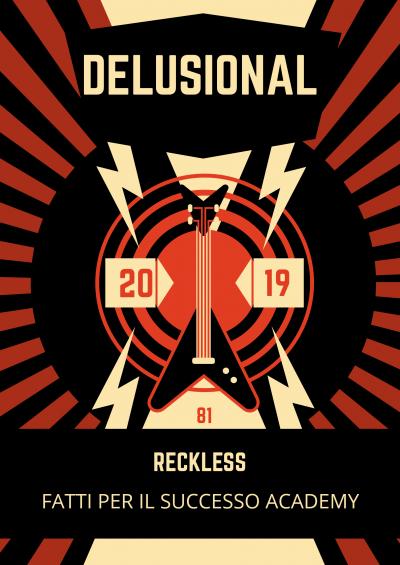 Delusional di Reckless: il videoclip uscirà a gennaio