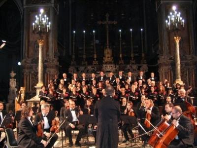 """Concerto di Natale al Duomo di Napoli con… """"I Cantori di Posillipo"""""""