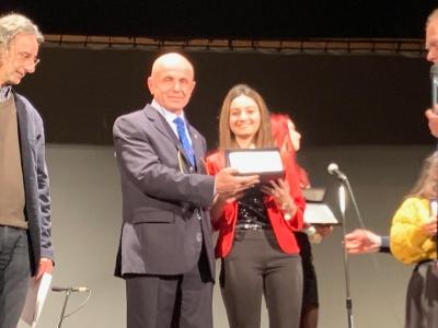 """Frattamaggiore festeggia la vincitrice della prima edizione  """"X Fracta"""""""