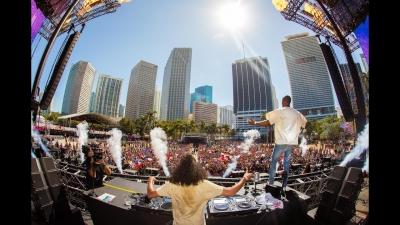 Dal Tomorrowland all' ULTRA di Miami fino ai migliori festival internazionali