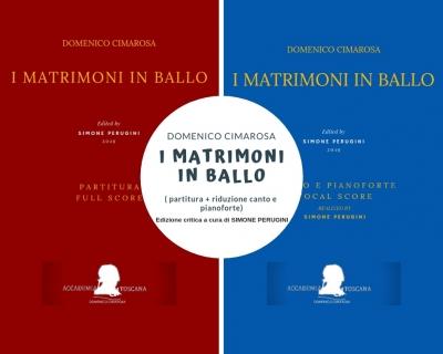 Una nuova opera lirica inedita di Cimarosa pubblicata in edizione critica