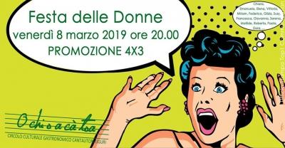 Da O chi o a cà toa dall'8 al 10 marzo musica e enogastronomia - Fezzano di Portovenere Spezia