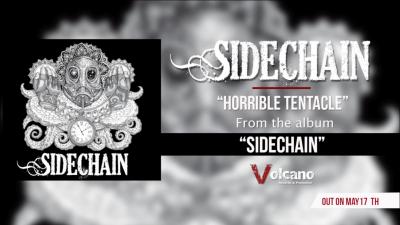 Horrible Tentacle, il primo singolo dei Sidechain