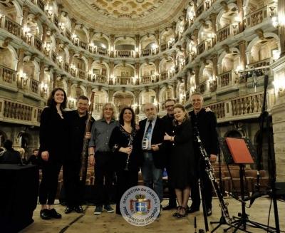 Enrico Beruschi il Flauto Magico Principato di Seborga Orchestra Vitaliano Gallo