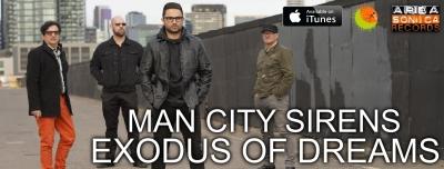 Esce Exodus Of Dreams, il nuovo disco dei Man City Sirens: torna l'indie rock australiano che ci ha fatto innamorare.