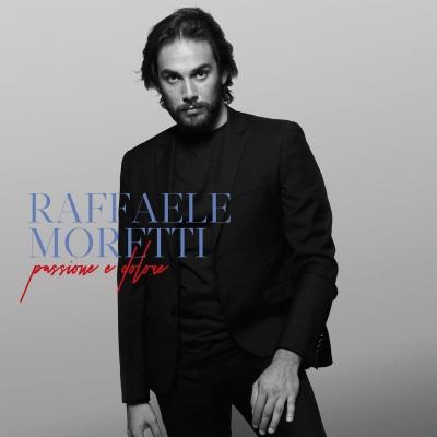 Raffaele Moretti  su tutte le piattaforme digitali  il singolo LIBERO che anticipa l'Album PASSIONE E DOLORE