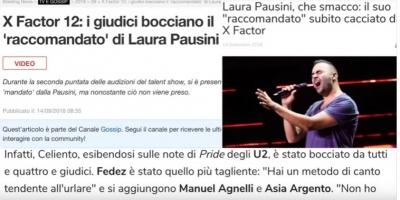 Davide Celiento chiede aiuto a Laura Pausini nel nuovo video