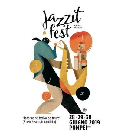 Tanti gli eventi musicali in programma presso Le Lune Wine Music di Pompei, nell'ambito del Jazzit Festival #7 dal 28 al 30 giugno