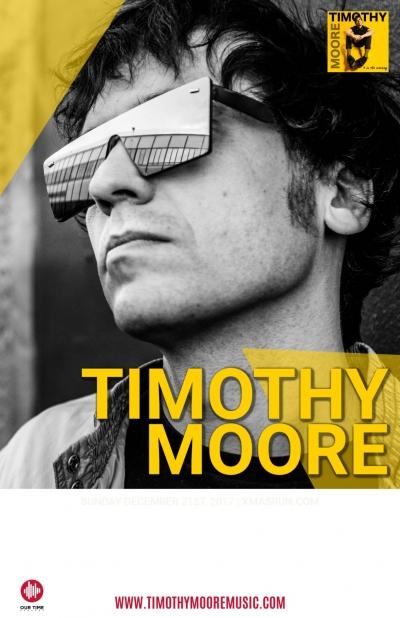 Timothy Moore, quattro date in Italia con la hit