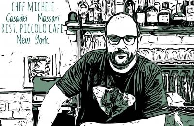 """Affidata allo chef MICHELE CASADEI MASSARI la ristorazione dell'ultima tappa del """"JOVA BEACH PARTY"""""""