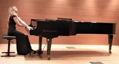 Talento e passione: la pianista Irene Ninno e il Kronos Piano Festival