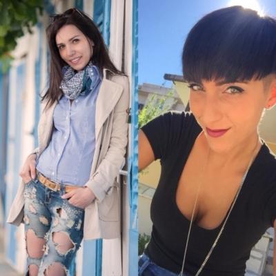 Elisabetta Ponte ed Ilaria Zuncheddu. Polemiche per la vittoria nel contest del cantante Simone Barotti