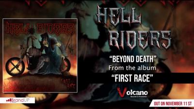 """""""Beyond Death"""", il nuovo singolo degli Hell Riders"""