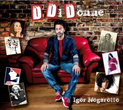 Il quinto album di Igor Nogarotto descrive le donne in 10 inediti