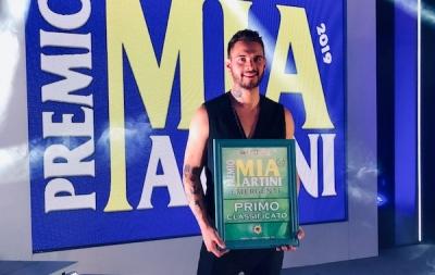 """KRAM è il vincitore del """"Premio Mia Martini 2019"""""""