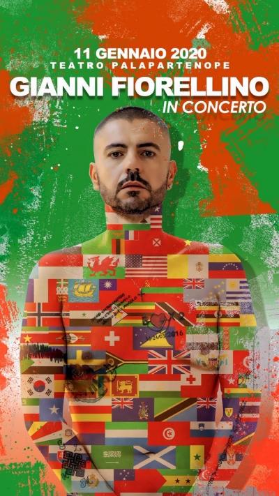Gianni Fiorellino : concerto al Palapartenope e nuovo album