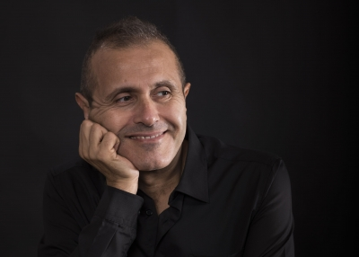 Marco Sanchioni live a Pesaro per presentare l'album