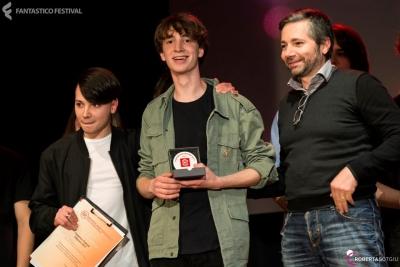 Fantastico Festival 2020 - Notizia Fantastica – Stefano Farinetti entra nel talent show AMICI 19