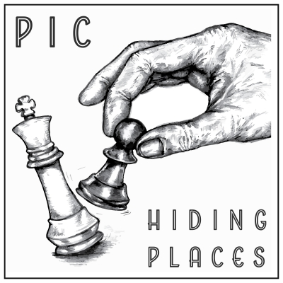 """Hiding Places"", l'EP d'esordio dei PIC è finalmente disponibile!"