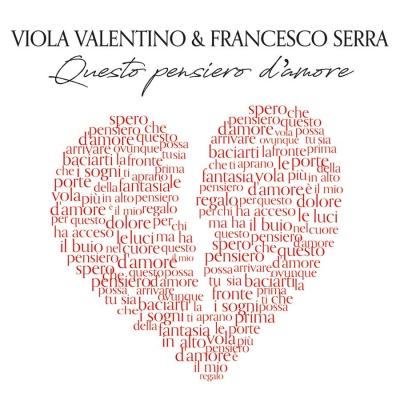 Viola ValentinoeFrancesco Serra in radio il nuovo singolo