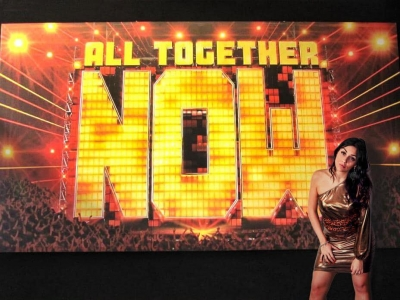 Lucya torna nel Muro di 'All Together Now' su Canale 5 con Michelle Hunziker e J-Ax