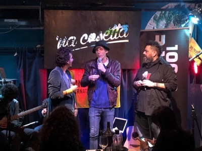 "BUGO: il cantautore indie si pronuncia sulla scena indie odierna al talkshow ""Lingue a Sonagli"""