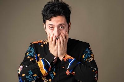 Domani il cantautore RUVIO in concerto a L'Asino Che Vola di ROMA. Durante la serata sarà proeittato in anteprima il nuovo videoclip
