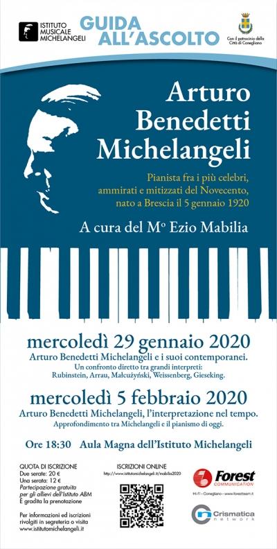 Guida all'ascolto su Arturo Benedetti Michelangeli