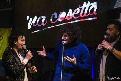 Fabrizio Colica del duo Le Coliche parla di Di Battista a Lingue a Sonagli