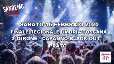 33° Sanremo Rock, 2° girone di finale regionale Toscana e Umbria