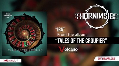 """I Thorn In Side rompono il ghiaccio con il singolo """"IRA"""""""