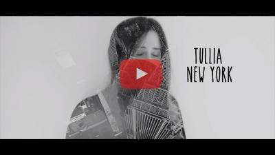 Fuori il Video singolo«NEW YORK»di Tullia