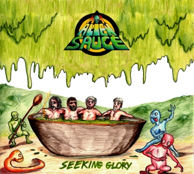 """Seeking Glory"", il nuovo Album degli Hot Alien Sauce è finalmente disponibile!"