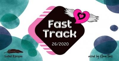 Dj Elena Tanz torna con la nuova Fast Track