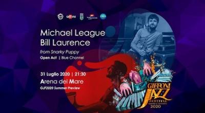 Anteprima Giffoni Jazz Festival il 30 luglio a Salerno con Laurance/League degli Snarky Puppy. Prevendite attive