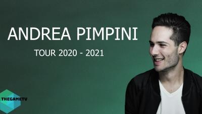 Andrea Pimpini annuncia l'Online Tour 2020-2021