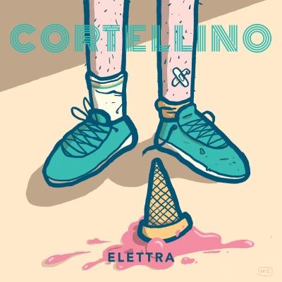"""Cortellino e il suo nuovo singolo, """"Elettra"""""""