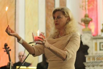 CHIARA TAIGI - Nuova Luce per Atina al Concerto per San Marco Galileo