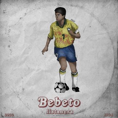 """É uscito """"Bebeto"""", il nuovo singolo di LISTANERA, un suono anni 80 che strizza l'occhio alla canzone d'autore italiana."""