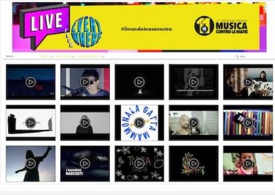 Premio nazionale della 11^ ed. di Musica contro le mafie. Record d'iscritti, premio da diecimila euro ed evento in diretta streaming a dicembre