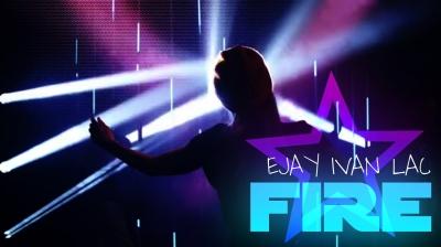 FIRE - TORNA LA MUSICA DI EJAY IVAN LAC TRA GLI ANNI 80 E IL FUTURO, CON IL NUOVO SINGOLO