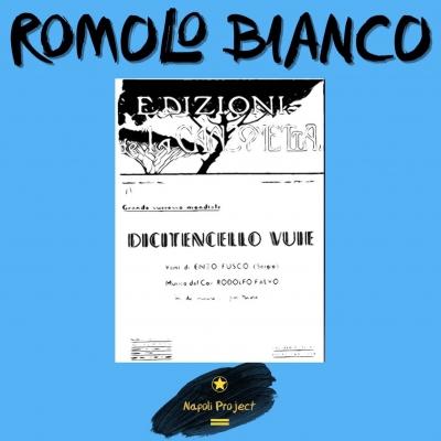 Napoli Project di Romolo Bianco