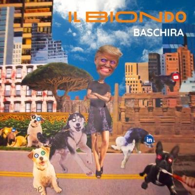 """Baschira """"Il biondo"""" è il singolo tratto dall'album d'esordio """"Zdasdat"""" del cantautore di origini bolognesi"""