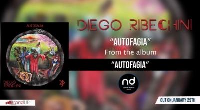 Autofagia, prima anticipazione dal nuovo disco di Diego Ribechini