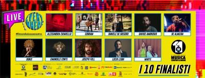 Scopri i 10 finalisti ammessi al Premio nazionale della 11^ di Musica contro le mafie. In giuria: Dario Brunori, Erica Mou, Gabriella Martinelli